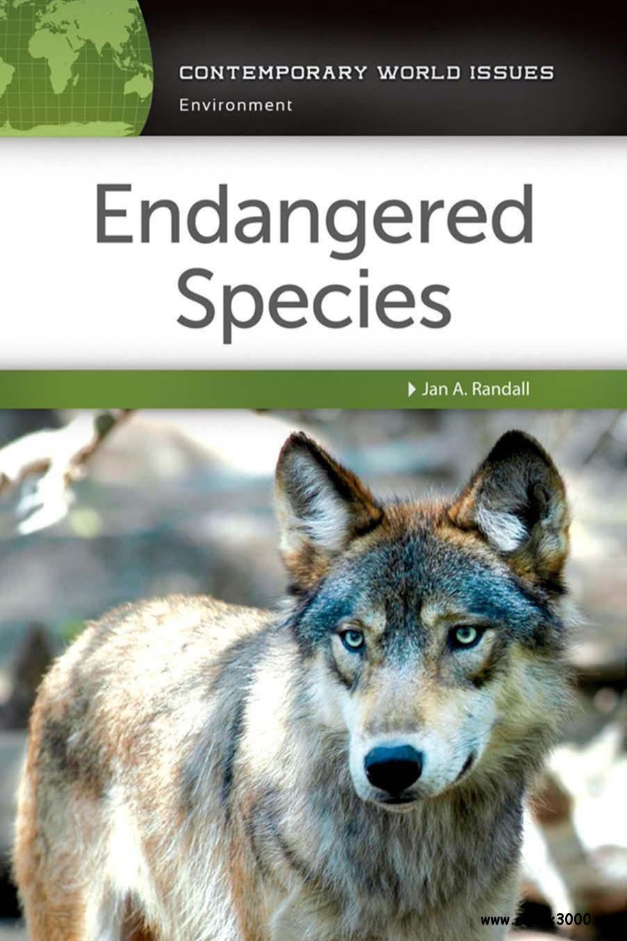 issue of endangered environment Why the endangered species act is broken, and how to fix it on the landmark species-saving law's 40th anniversary, environmental historian peter alagona explains why it doesn't work and offers.