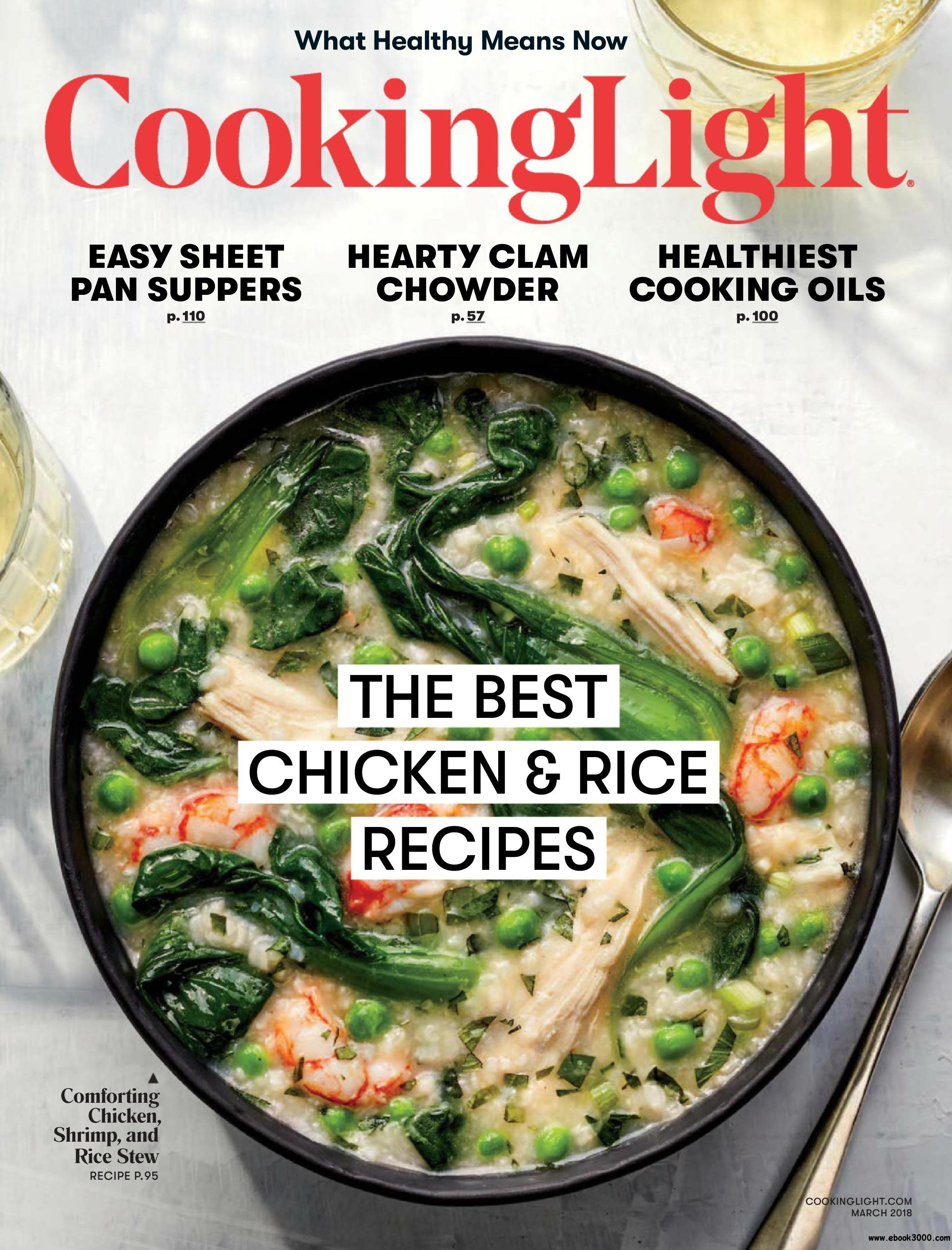 Cooking light march 2018 free ebooks download cooking light march 2018 forumfinder Images
