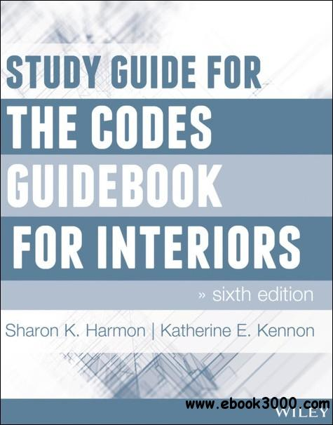 Study Guide For The Codes Guidebook For Interiors 6th Edition Free Ebooks Download
