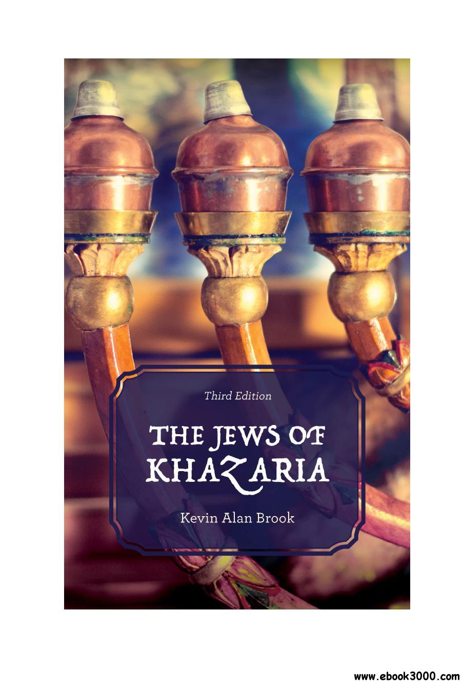 The Jews of Khazaria, 3rd Edition
