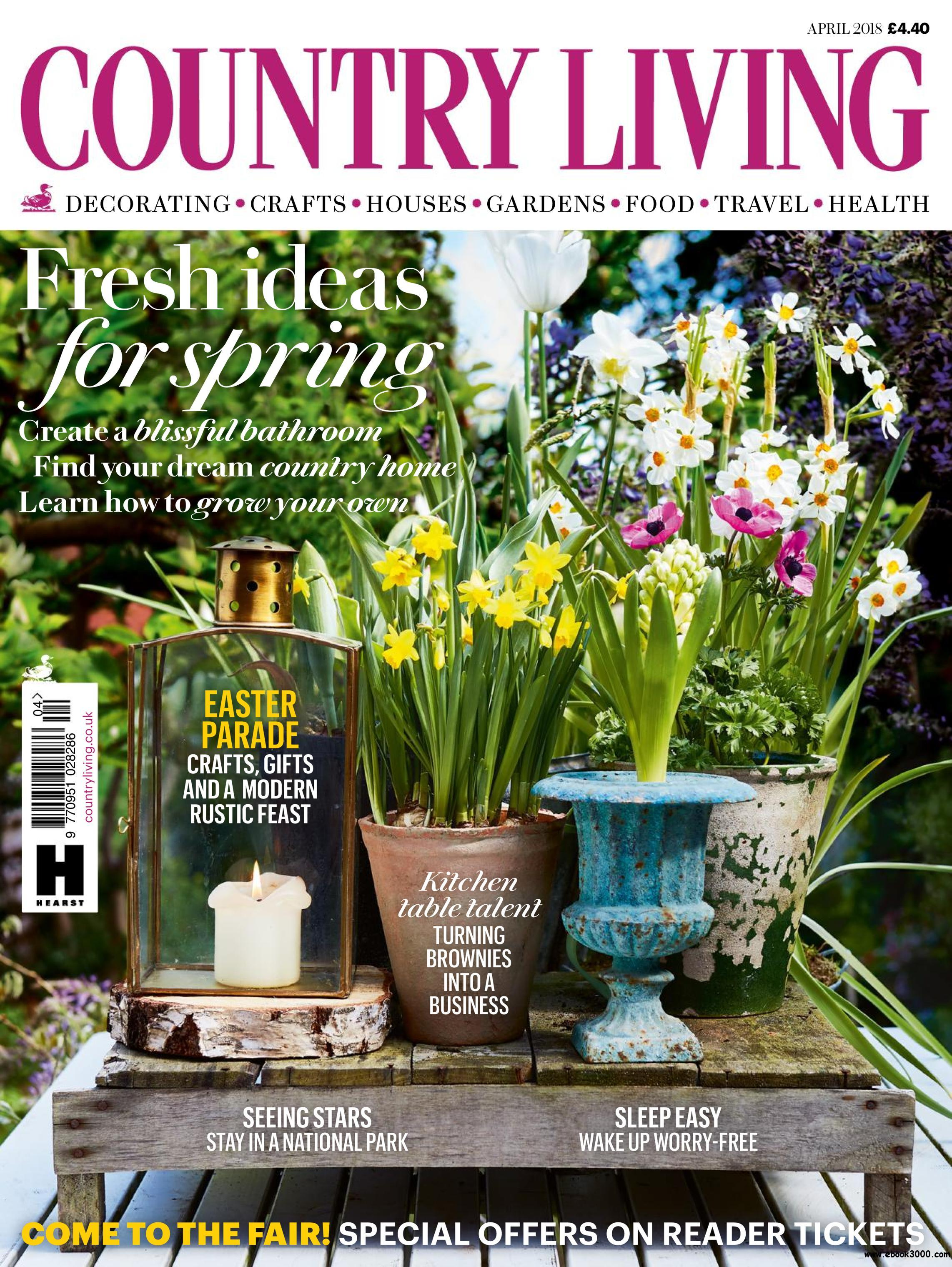 Country Living UK   April 2018