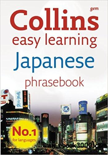 Collins Gem Easy Learning Japanese Phrasebook, 2nd Edition