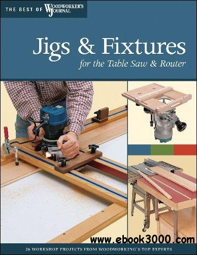 Jigs & Fixtures for the Table Saw & Router