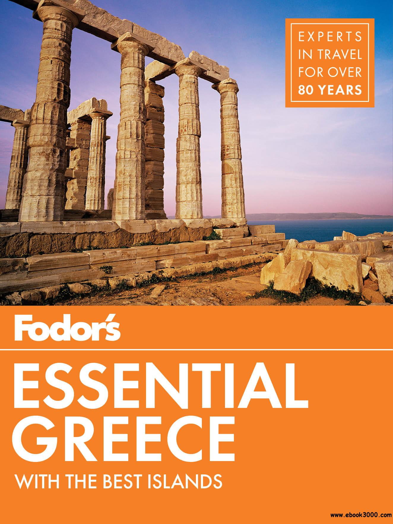 Fodor's Essential Greece (Full-color Travel Guide)