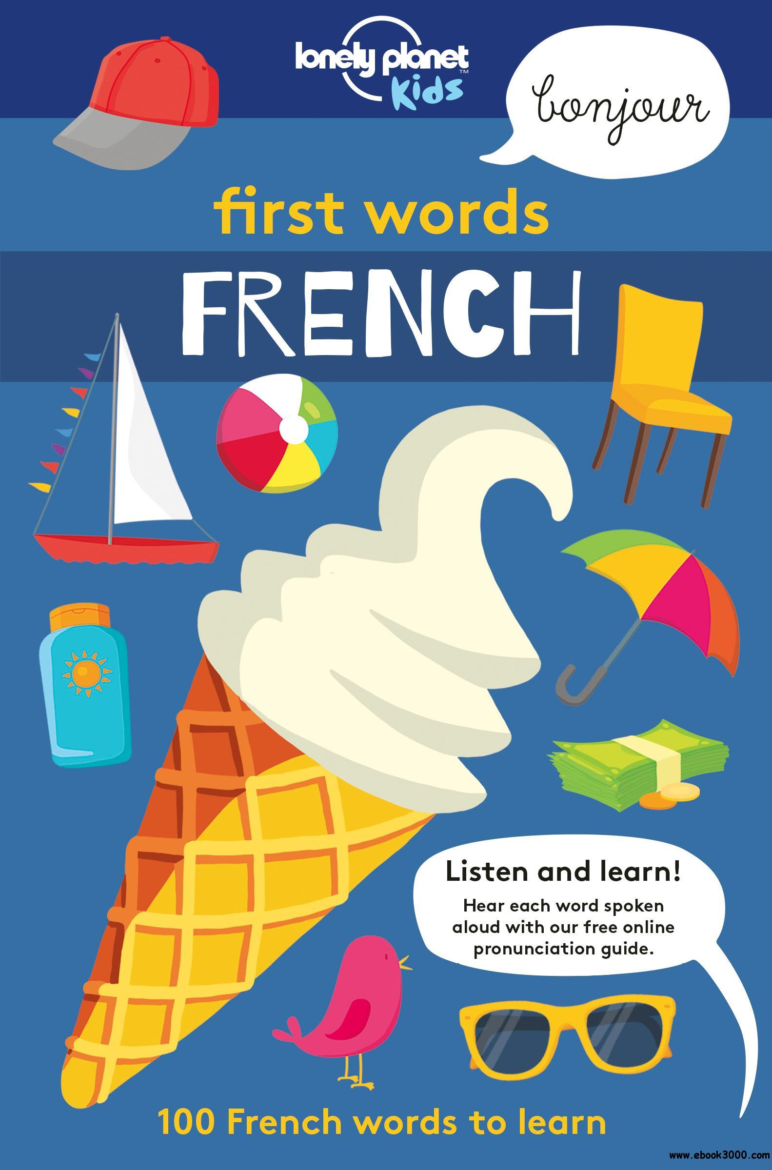 First Words - French: 100 French words to learn - Free
