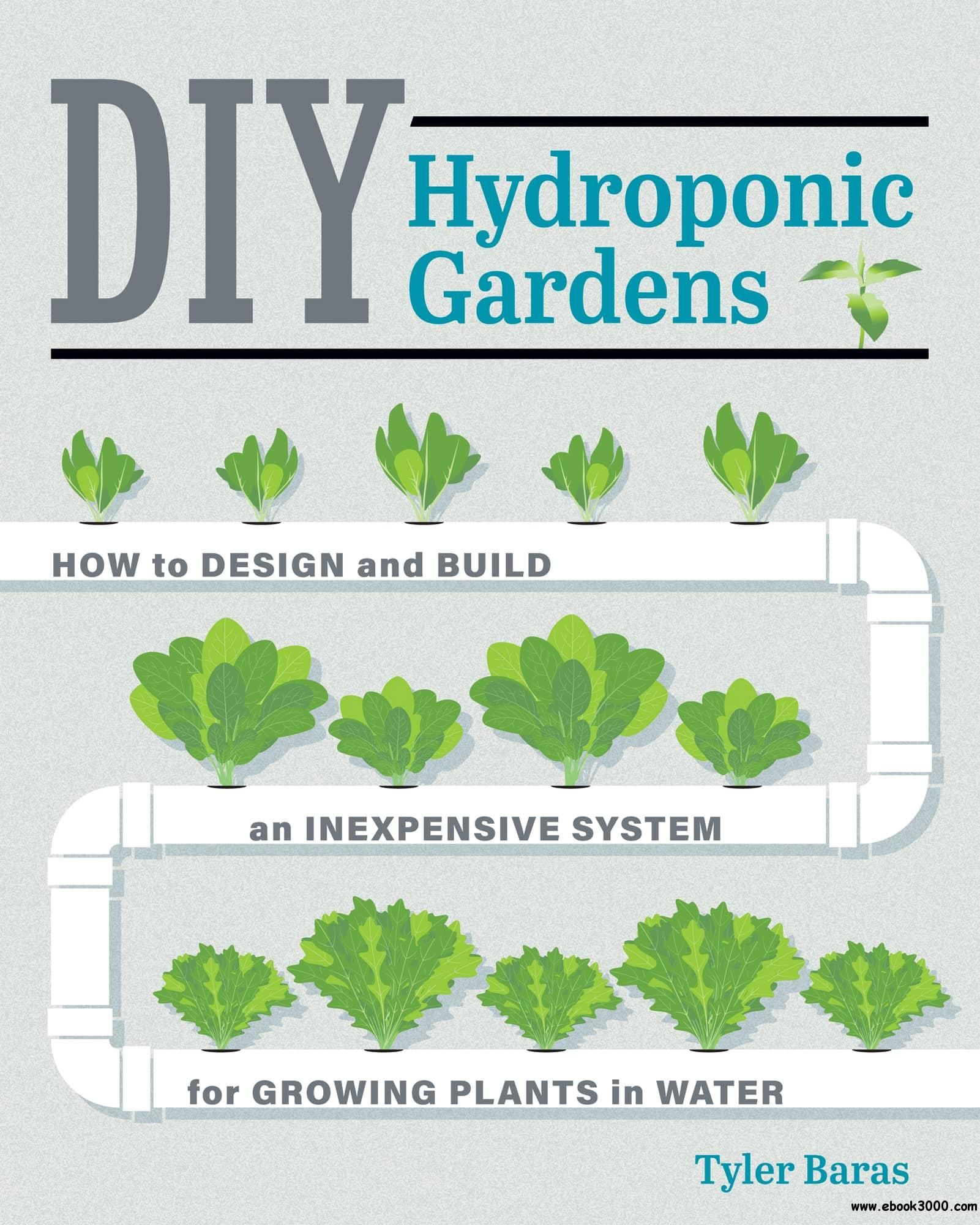 DIY Hydroponic Gardens: How to Design and Build an Inexpensive System for Growing Plants in Water