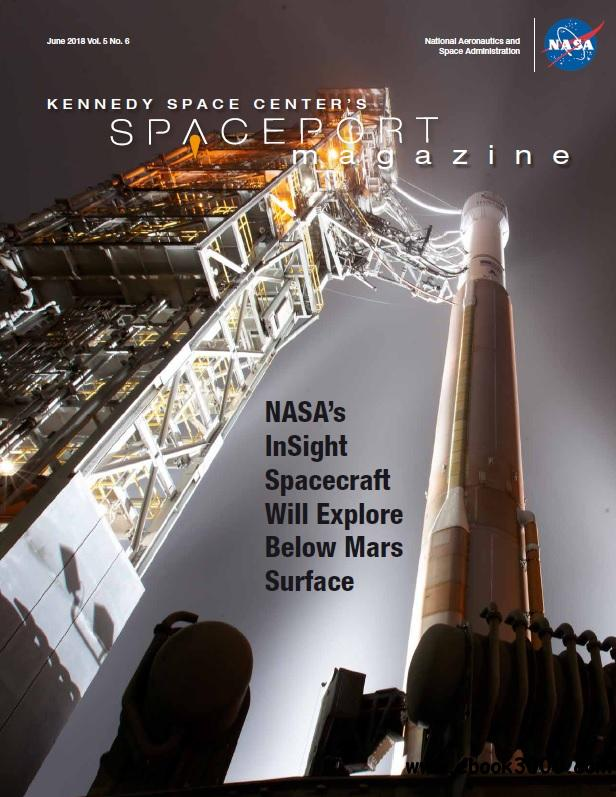 Spaceport Magazine 2018 all issues