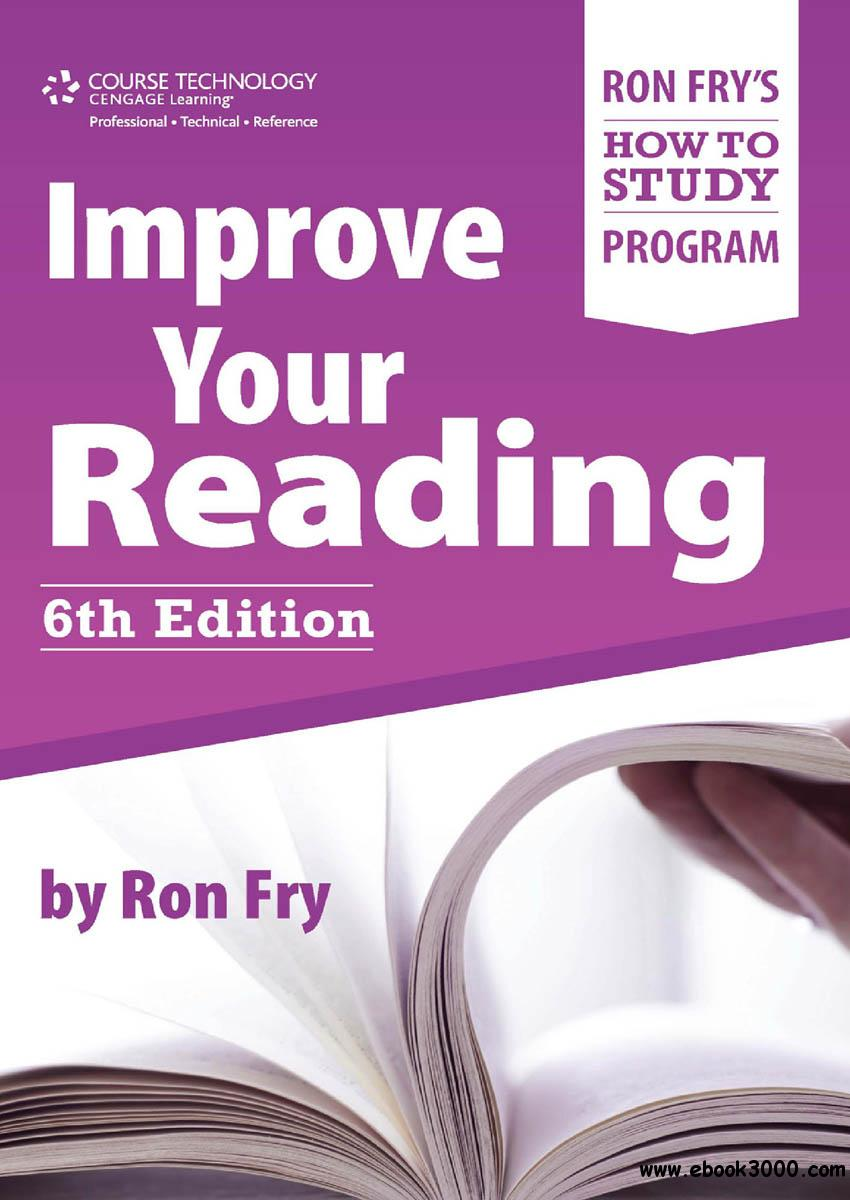 Improve Your Reading (Ron Fry's How to Study Program), 6th Edition