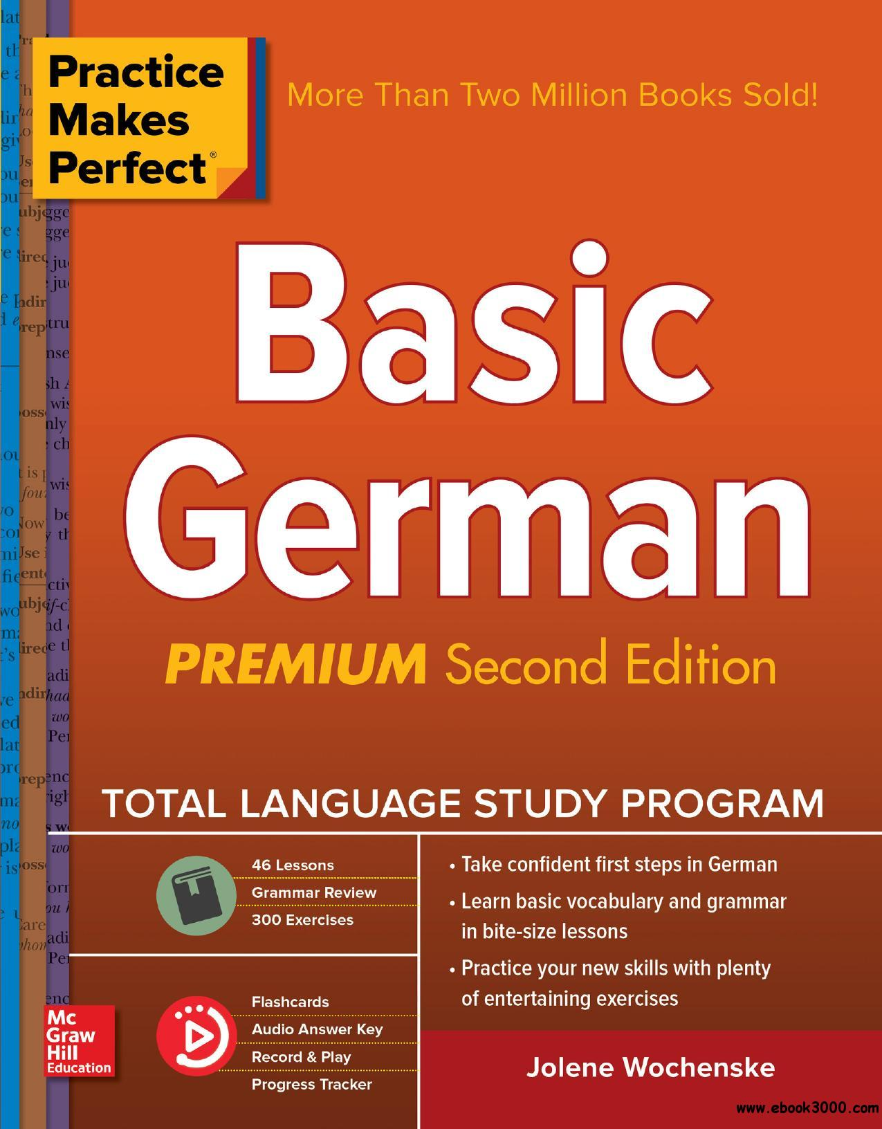 Practice Makes Perfect: Basic German, 2nd Edition