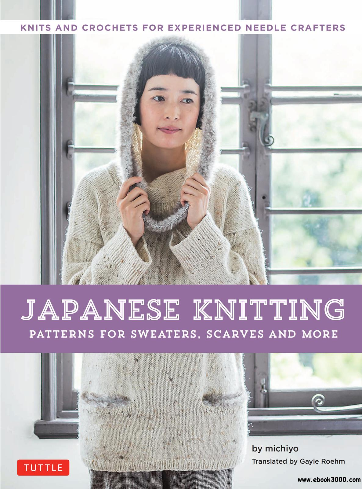 Japanese Knitting: Patterns for Sweaters, Scarves and More: Knits ...