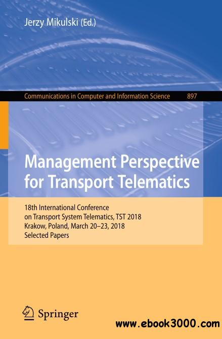 Management Perspective for Transport Telematics
