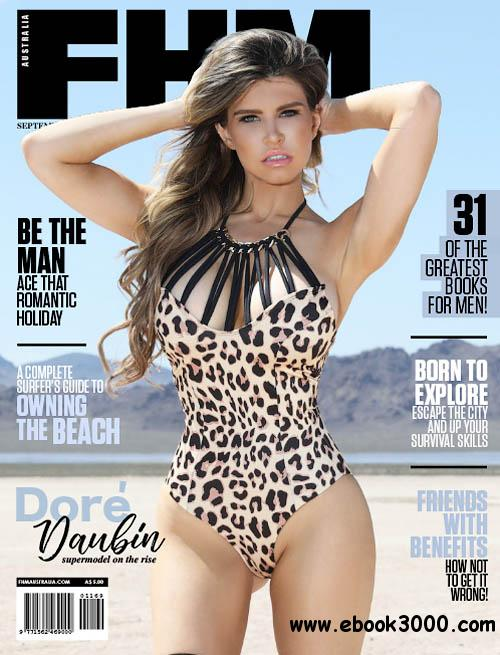 FHM Philippines — September 2017 PDF download free