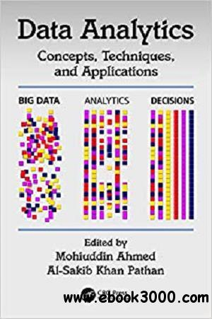 Data Analytics: Concepts, Techniques, and Applications [Kindle Edition]