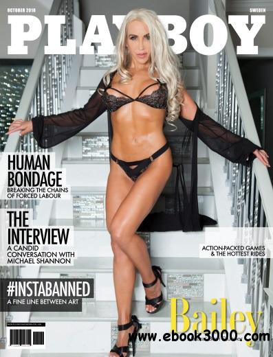 Playboy cover 2018