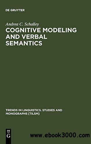Cognitive Modeling and Verbal Semantics: A Representational Framework Based on UML