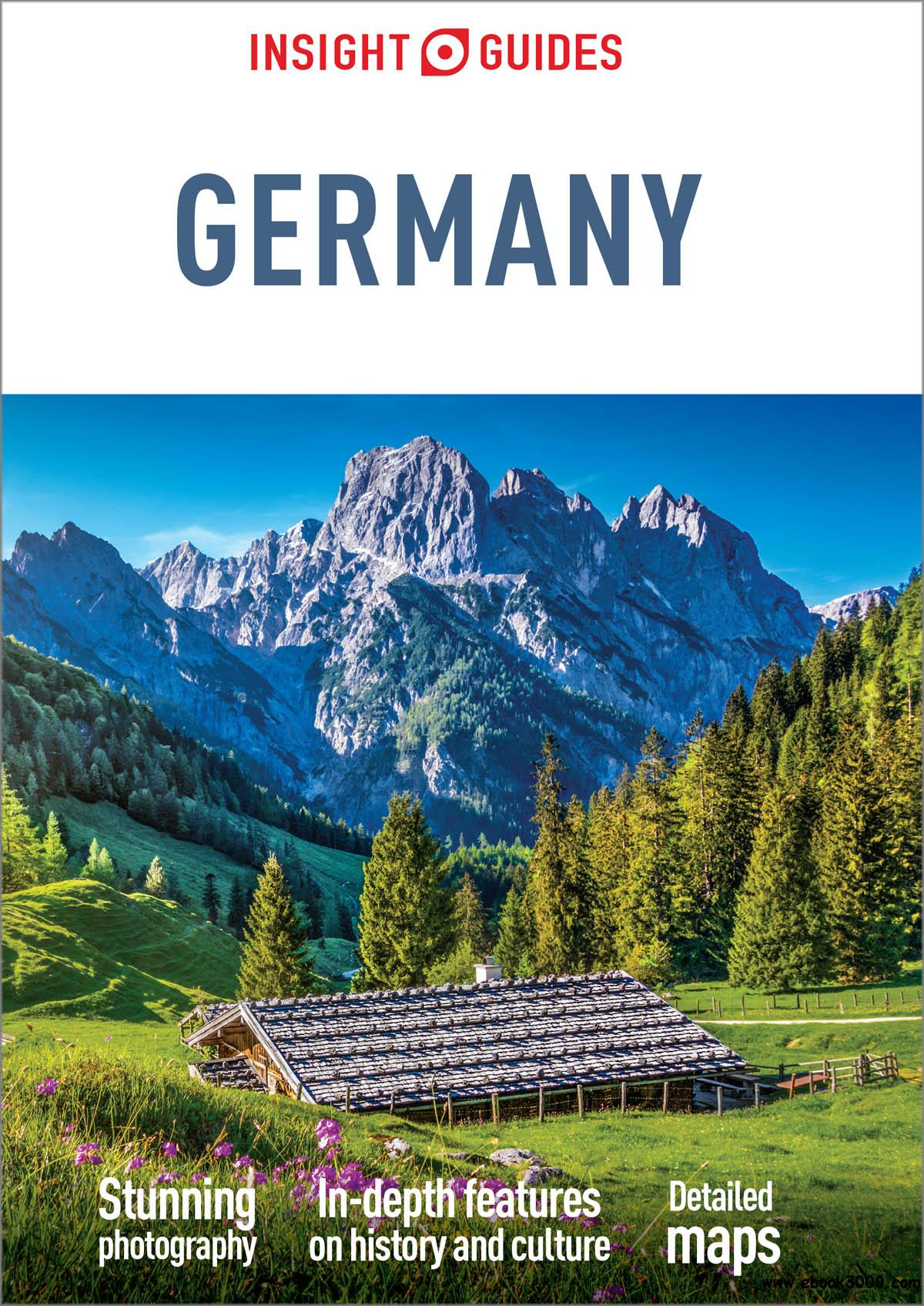 Insight Guides Germany, 5th Edition