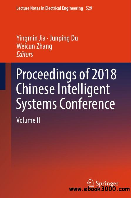 Proceedings of 2018 Chinese Intelligent Systems Conference: Volume II