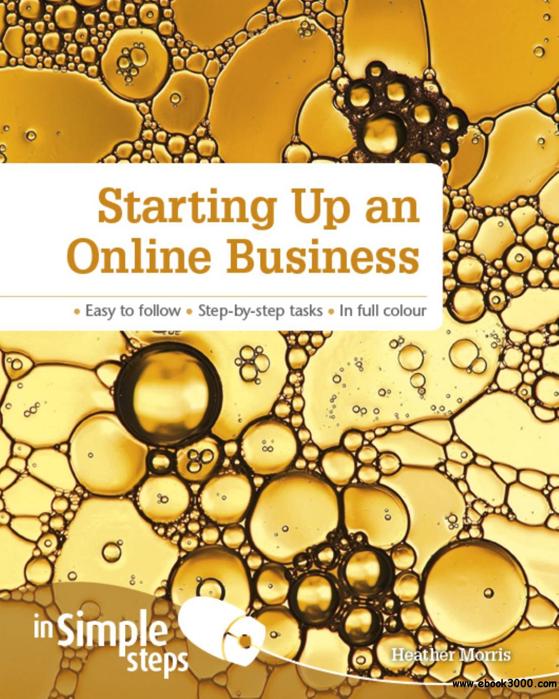 Starting Up an Online Business (In Simple Steps)