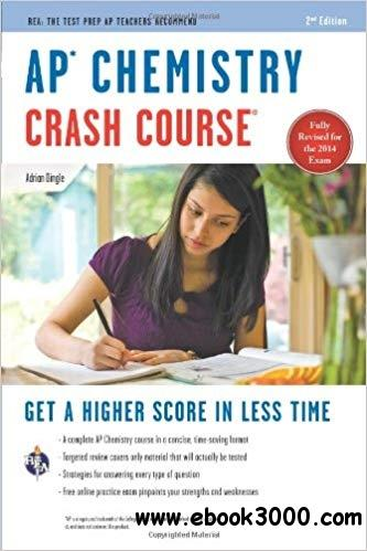 AP Chemistry Crash Course, 2nd  Edition
