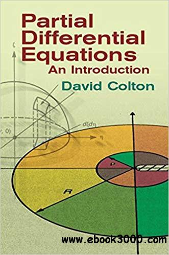 Partial Differential Equations: An Introduction (Dover Books on Mathematics)