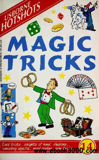 Usborne Hotshots Magic Tricks