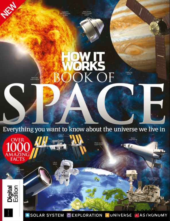 How It Works - Book of Space, 10th  Edition