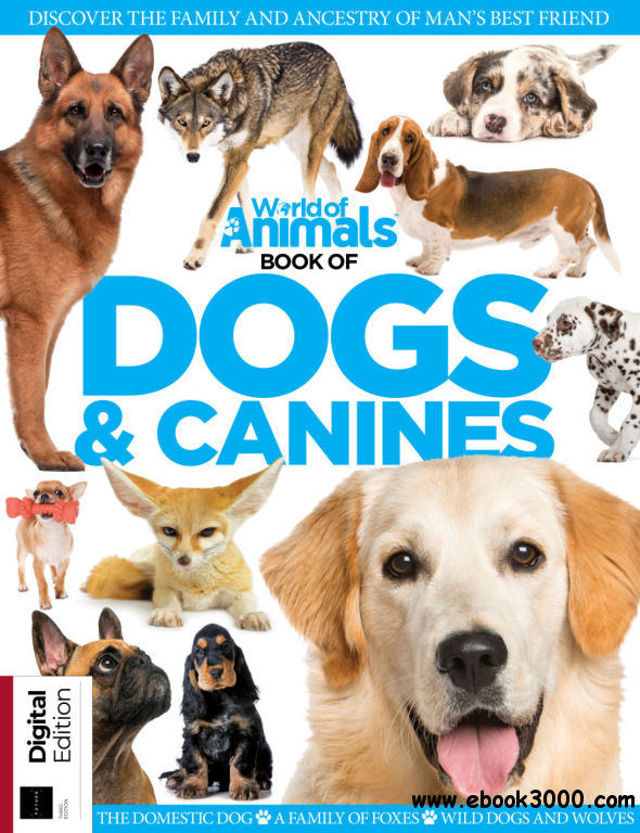 Book of Dogs & Canines, 3rd  Edition