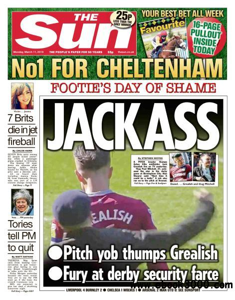 The Sun UK - 11 March 2019