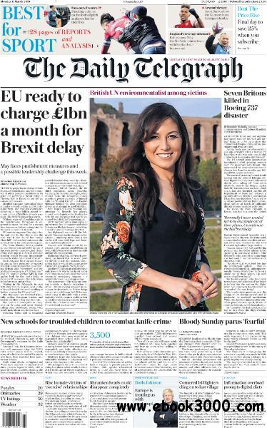 The Daily Telegraph - March 11, 2019