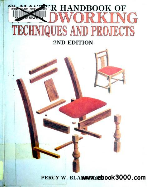 Master Handbook of Woodworking: Techniques and Projects, 2nd Edition