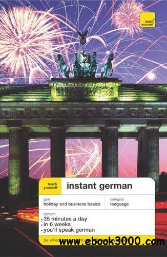 How to Approach German from an English-speaking Standpoint