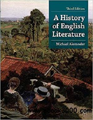A History of English Literature (Macmillan Foundations Series)