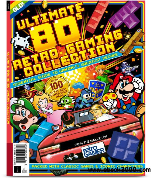 Ultimate 80s Retro Gaming Collection - Free eBooks Download