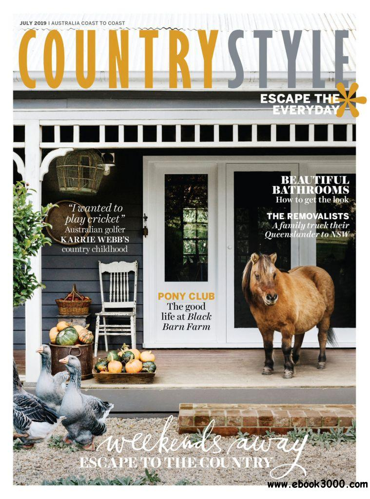 Country Style - July 2019 - Free eBooks Download