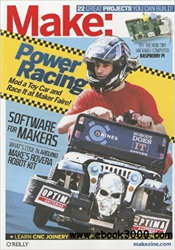 Make: Technology on Your Time, Volume 33