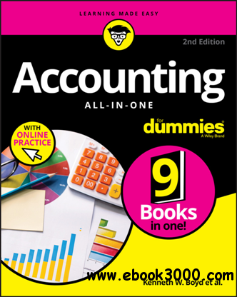 Accounting All-in-One For Dummies, 2nd Edition