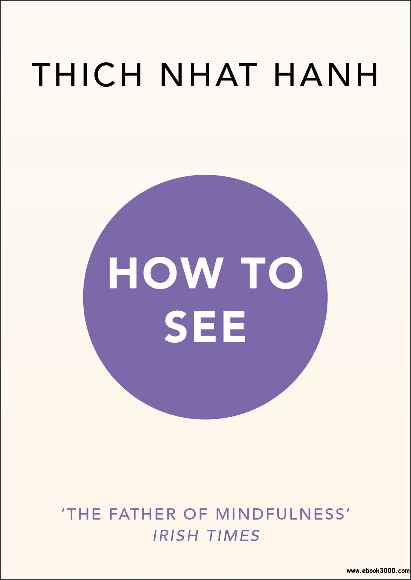 How to See, UK Edition
