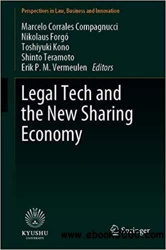 Legal Tech and the New Sharing Economy