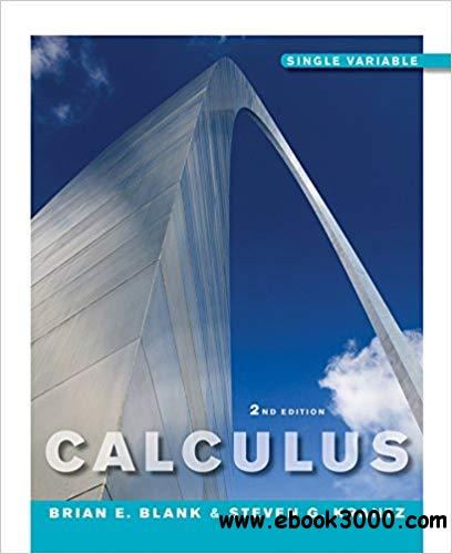 Calculus: Single Variable Ed 2