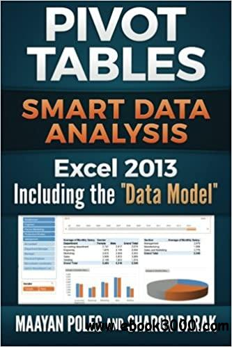 Excel 2013 Pivot Tables: Including the Data Model