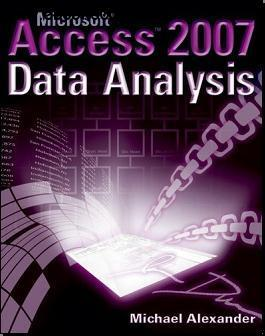 Microsoft Access 2007 Data Analysis