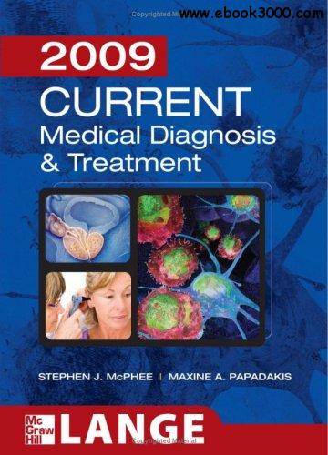 Current Medical Diagnosis and Treatment 2009 101P5102003