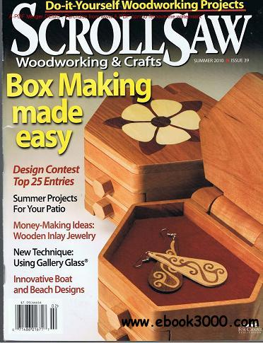 ... Woodworking & Crafts #39 (Summer 2010) - Free eBooks Download