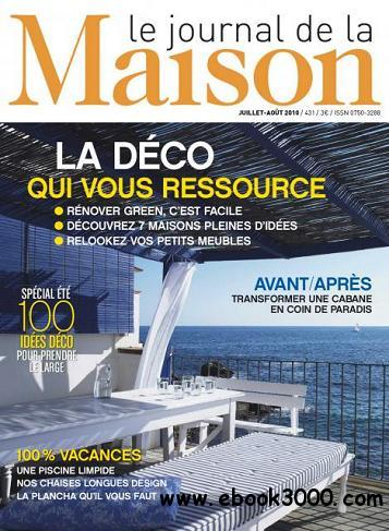 Le journal de la maison juillet aout 2010 free ebooks download - Journal de la maison ...