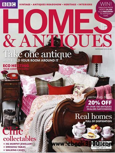 Homes & Antiques - November 2010 free download