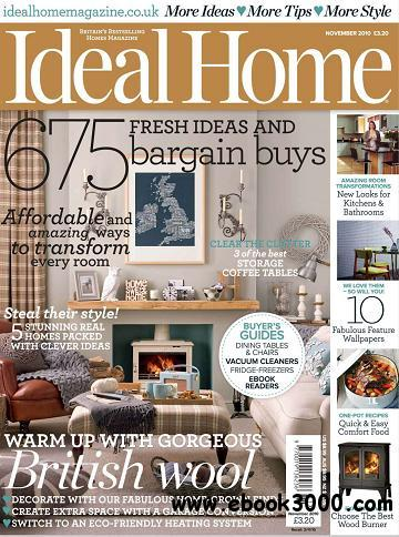 Ideal Home - November 2010 free download