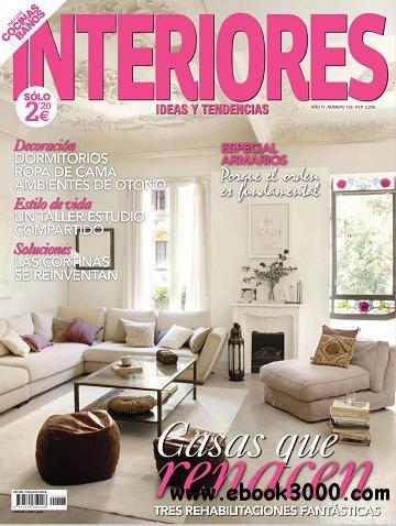 Interiores - October 2010 free download