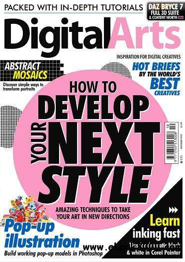 Digital Arts - October 2010 free download