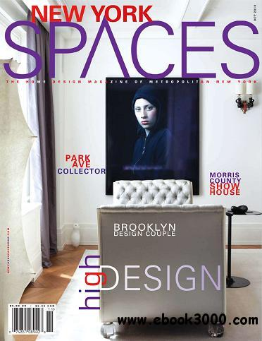 New York Spaces - October 2010 free download