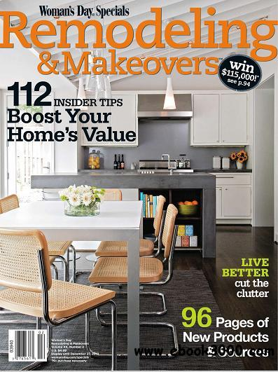 Remodeling & Makeovers - Vol.20 No.02 - 2010 free download